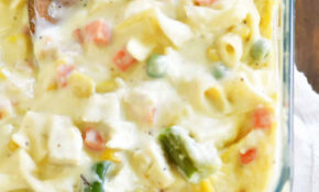 Chicken Noodle Casserole – The Gunny Sack – Recipes Using Condensed Cream Of Chicken Soup