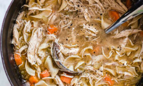 Chicken Noodle Soup – Chicken Recipes Dutch Oven