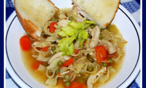 Chicken Noodle Soup – Noodle Recipes Chicken
