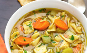Chicken Noodle Soup Slow Cooker Recipe | Little Spice Jar – Chicken Noodle Soup Recipes