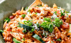 Chicken Orzo Pasta Recipes – Orzo Recipes Chicken