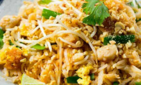 Chicken Pad Thai – Spend With Pennies – Thai Food Recipes
