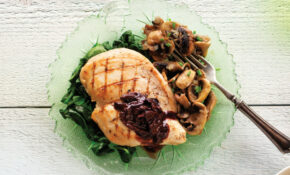 Chicken Paillards With Porcini, Red Wine & Butter Sauce – Chicken Recipes Red Wine
