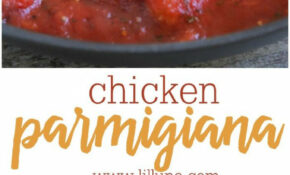 Chicken Parmigiana | Recipe | Blogger Recipes We Love ...