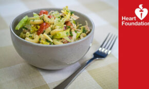 Chicken Pasta Salad | Healthy Recipes & Meal Ideas | Heart Foundation NZ – Recipes For A Healthy Heart