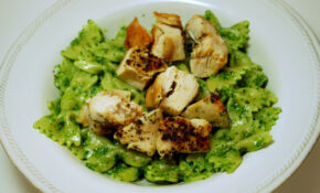 Chicken Pesto Pasta – Recipes Pesto Chicken