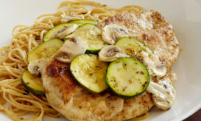 Chicken Piccata – Recipes For A Healthy Heart