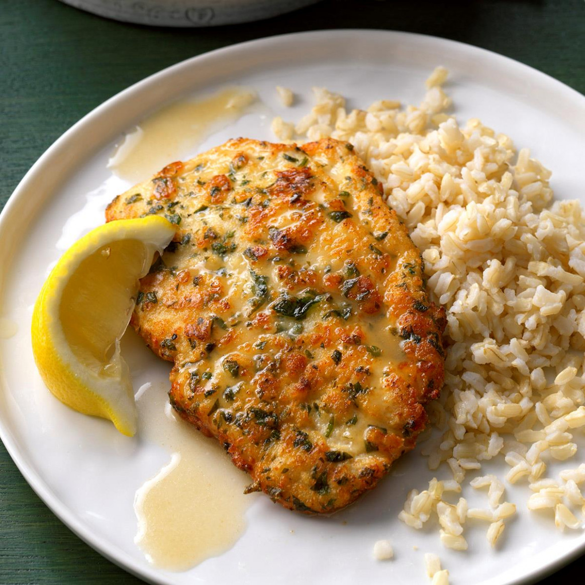 Chicken Piccata with Lemon Sauce - recipes of chicken breast