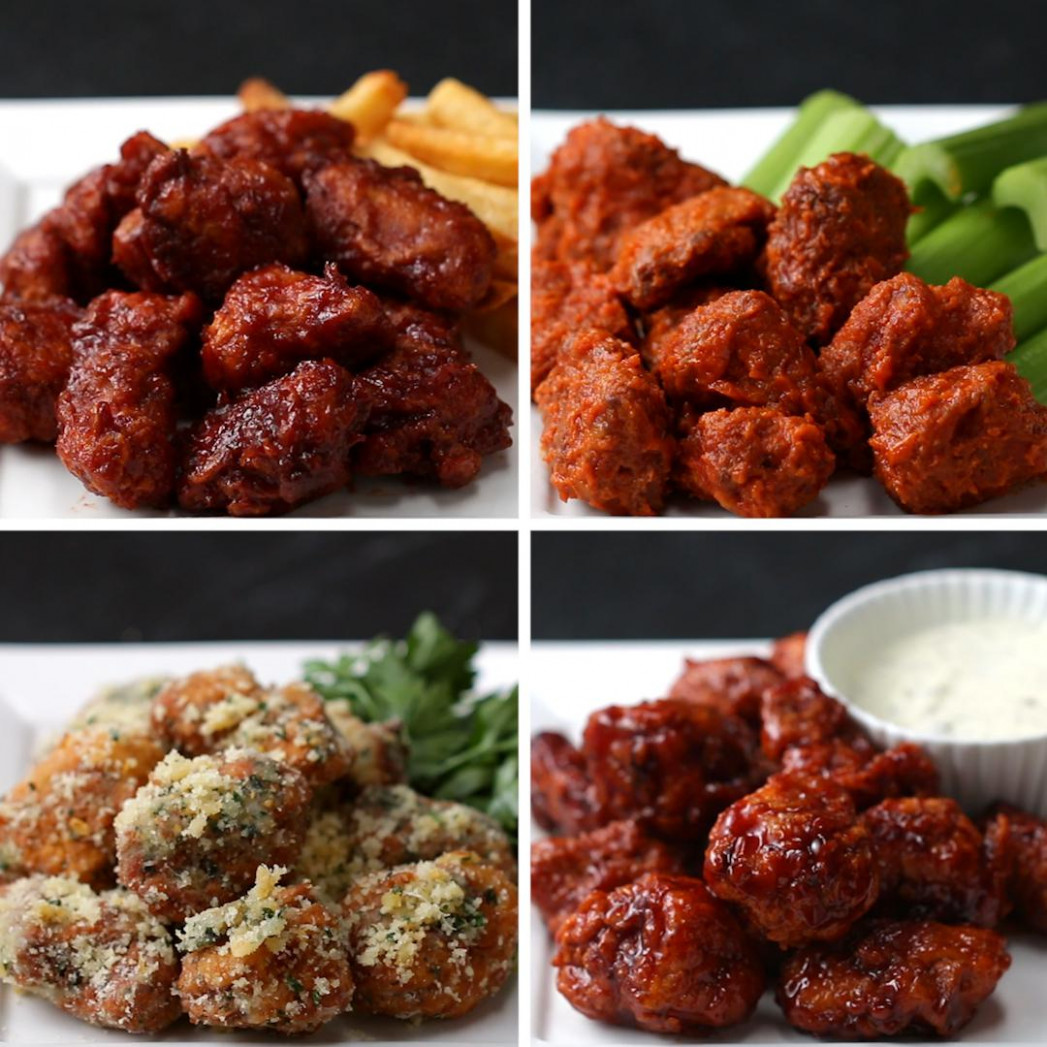 Chicken Poppers 12 Ways | Recipes - recipes about chicken