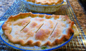 Chicken Pot Pie For Two – Recipes Easy Dinner For Two
