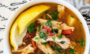 Chicken Potato Soup – Recipes Soup With Chicken