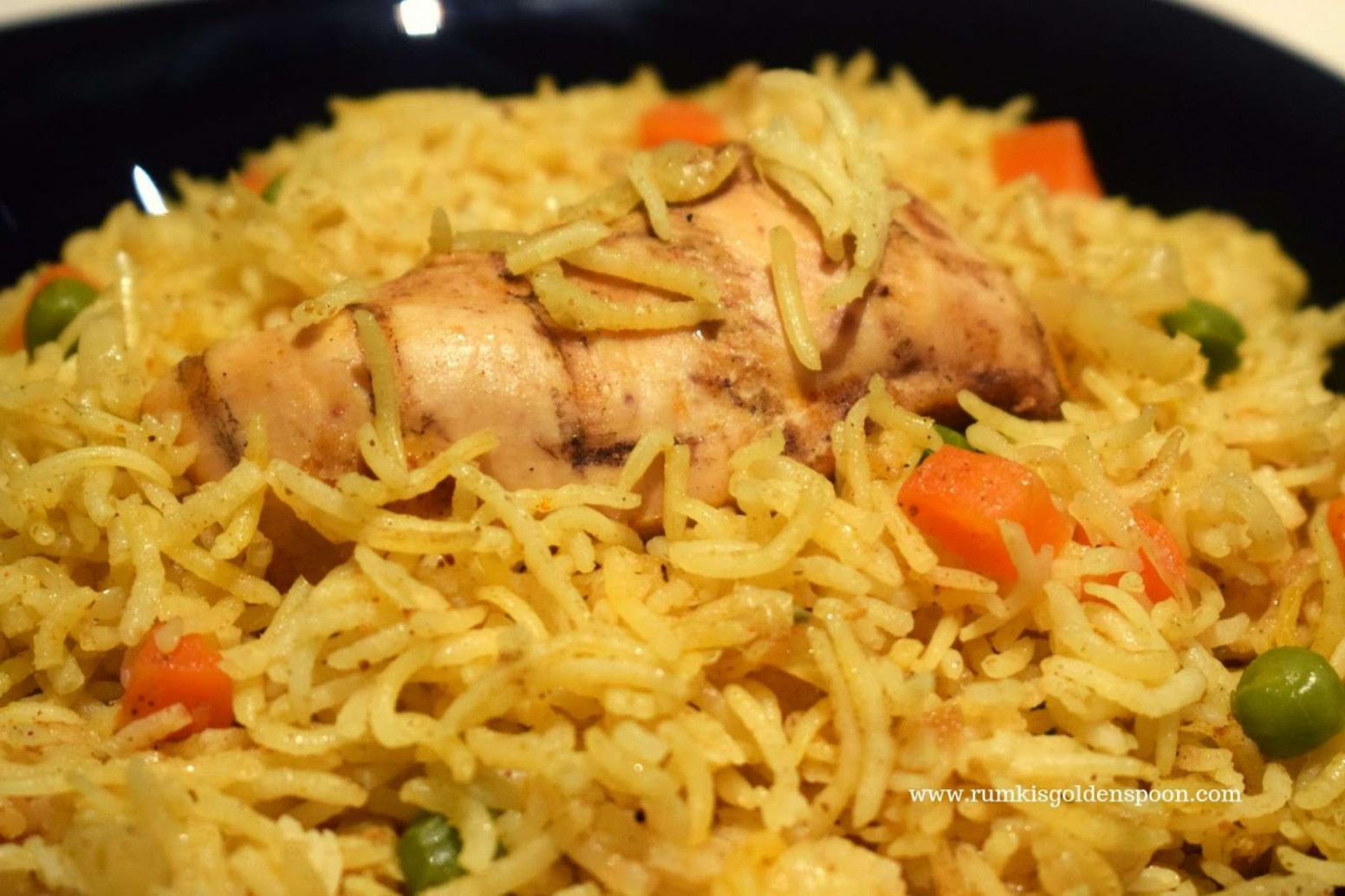 Chicken Pulao with Leftover Chicken | Leftover Chicken Recipes - chicken recipes leftover