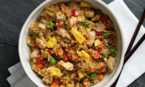 Chicken Quinoa Fried Rice Recipe – EatingWell – Recipes Quinoa Chicken