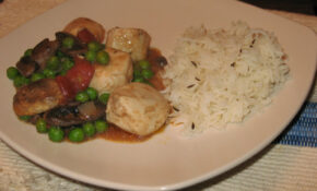Chicken Ragout & Cumin Scented Rice – Recipes You Can Make With Chicken Breast