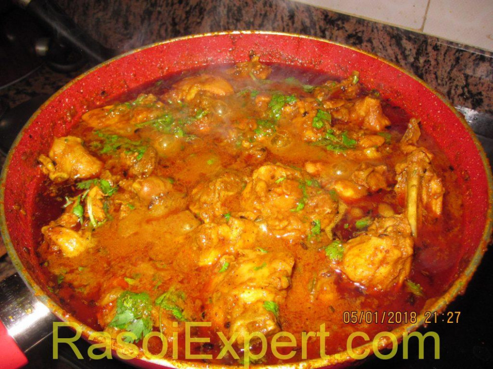 Chicken Recipe | Chicken Curry Recipe | How To Make Chicken Curry Recipe |  Indian Style Chicken ..