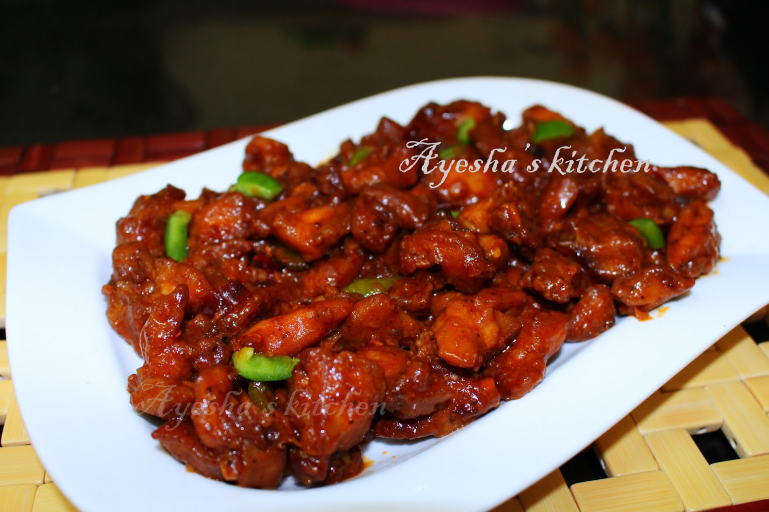 CHICKEN RECIPES - DRAGON CHICKEN / Easy Indo Chinese Dish - asian recipes chicken