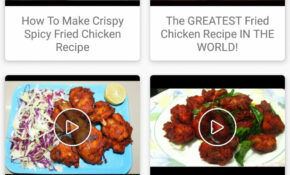 Chicken Recipes Video : Easy, Healthy, Breast (HD) For ..