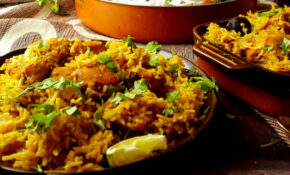 Chicken Rice( A Fusion Of Arabic And Indian) – From My Kitchen – Chicken Recipes Arabic
