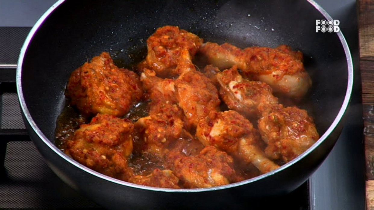Chicken Roasted - Sanjeev Kapoor's Kitchen - YouTube - Recipes Video Chicken