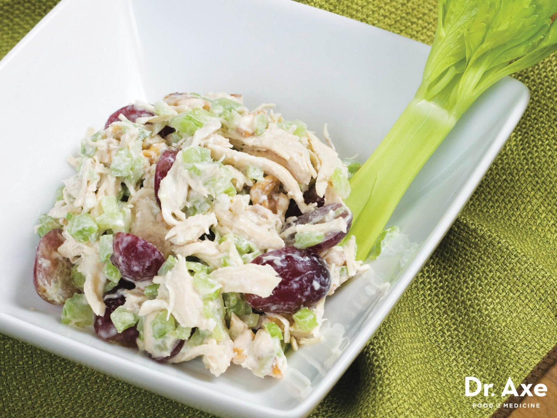 Chicken Salad Recipe — Dishmaps - salad recipes chicken