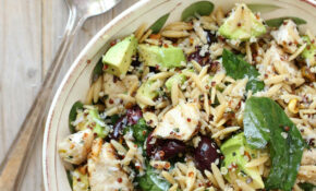 Chicken Salad With Quinoa And Orzo – Dinner Recipes Quinoa
