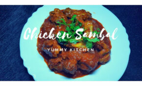 Chicken Sambal Recipe In Tamil | Sweet, Spicy And Tangy ..