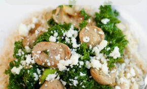 Chicken Sausage And Kale Over Rice Recipe – The Kitchen Wife – Healthy Chicken And Kale Recipes