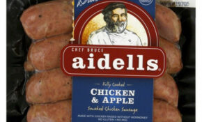 Chicken Sausage Kroger – Recipes Aidells Chicken Apple Sausage