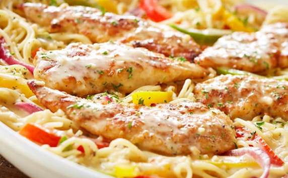 Chicken Scampi | Lunch & Dinner Menu | Olive Garden ..