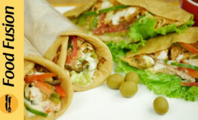 Chicken Shawarma * Home made Chicken shawarma Recipe By Food ...