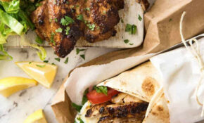 Chicken Shawarma (Middle Eastern) – Middle Eastern Recipes Chicken