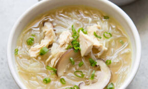 Chicken Sotanghon Soup – Noodle Recipes Chicken