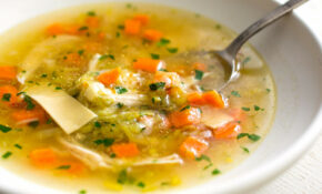Chicken Soup From Scratch Recipe – NYT Cooking – Recipes Soup With Chicken