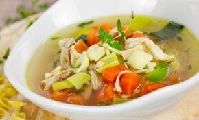 Chicken Soup With Vegetables – Recipes Jewish Chicken Soup