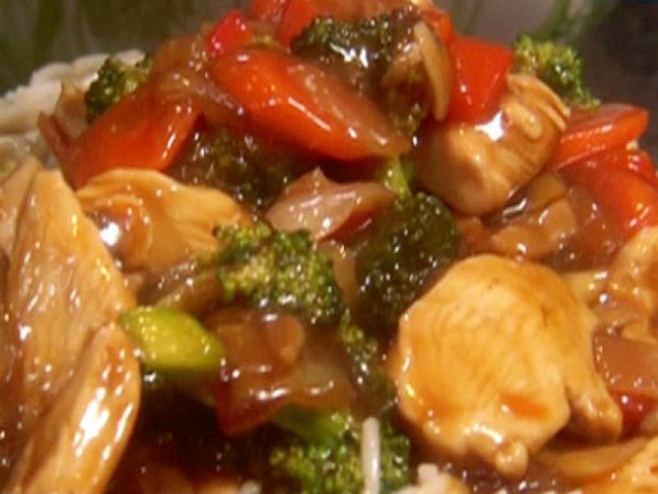 Chicken Stir-Fry Recipe | Paula Deen | Food Network - stir fry recipes chicken