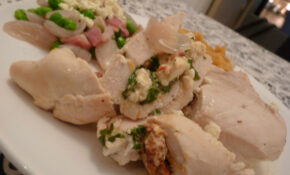 CHICKEN STUFFED WITH SUNDRIED TOMATOES, BASIL, PARSLEY AND FETA – Quick Recipes Chicken Breast
