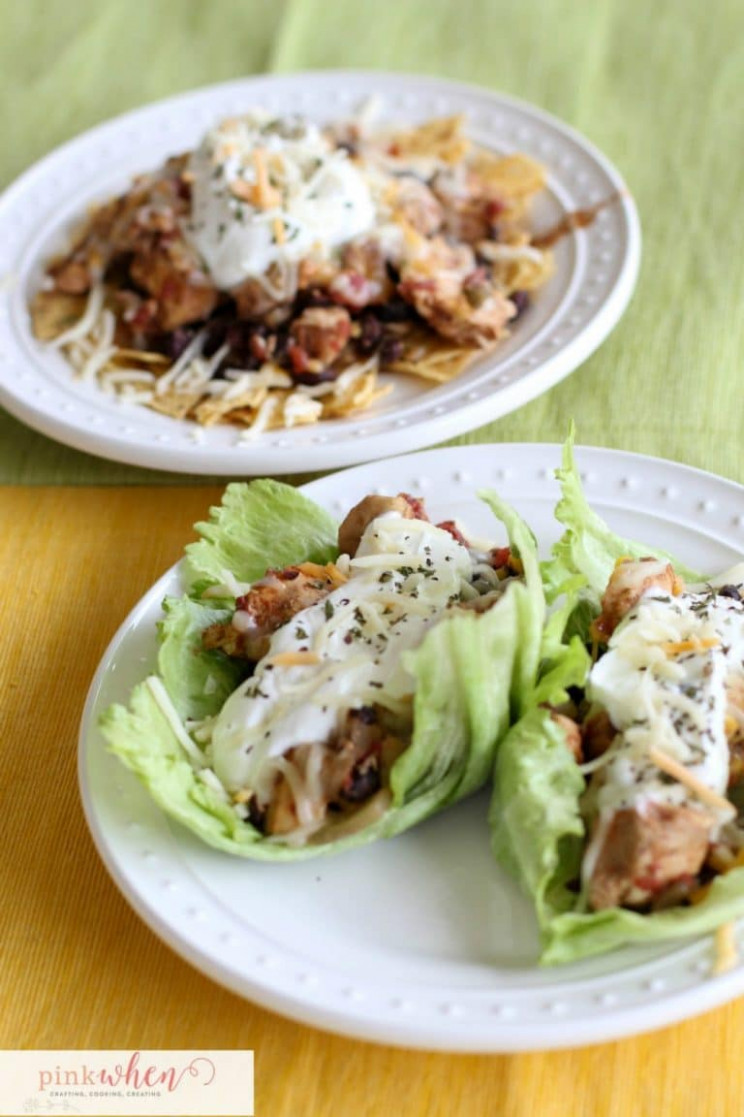 Chicken Taco Crock Pot Recipe - easy crock pot recipes chicken