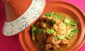 Chicken Tagine by Dinner Diary