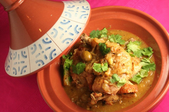 Chicken Tagine by Dinner Diary - tagine recipes chicken