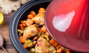 Chicken Tajine With Kumara, Carrots And Prunes – Chicken Recipes Nz