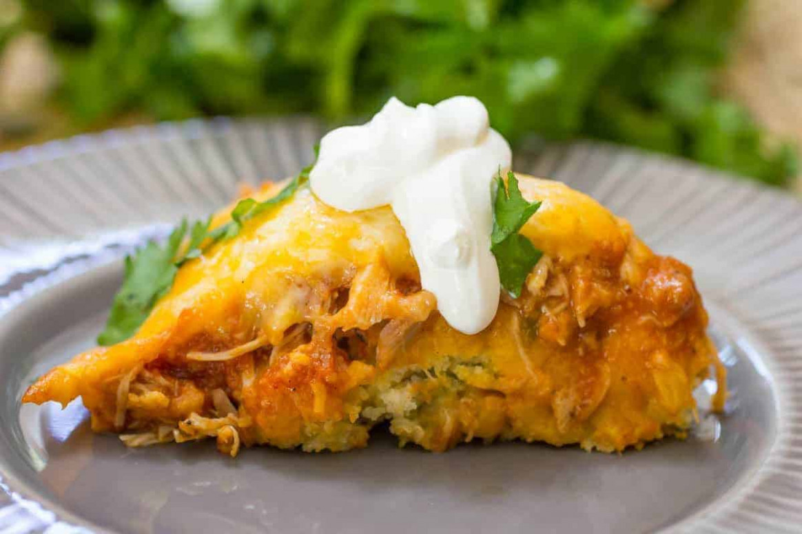 Chicken Tamale Pie » Or Whatever You Do - recipes to make with chicken breast