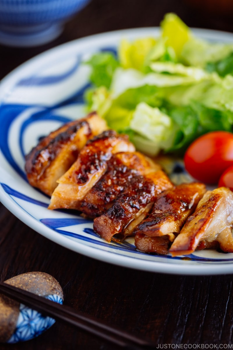 Chicken Teriyaki チキン照り焼き • Just One Cookbook - chicken recipes yummy o yummy