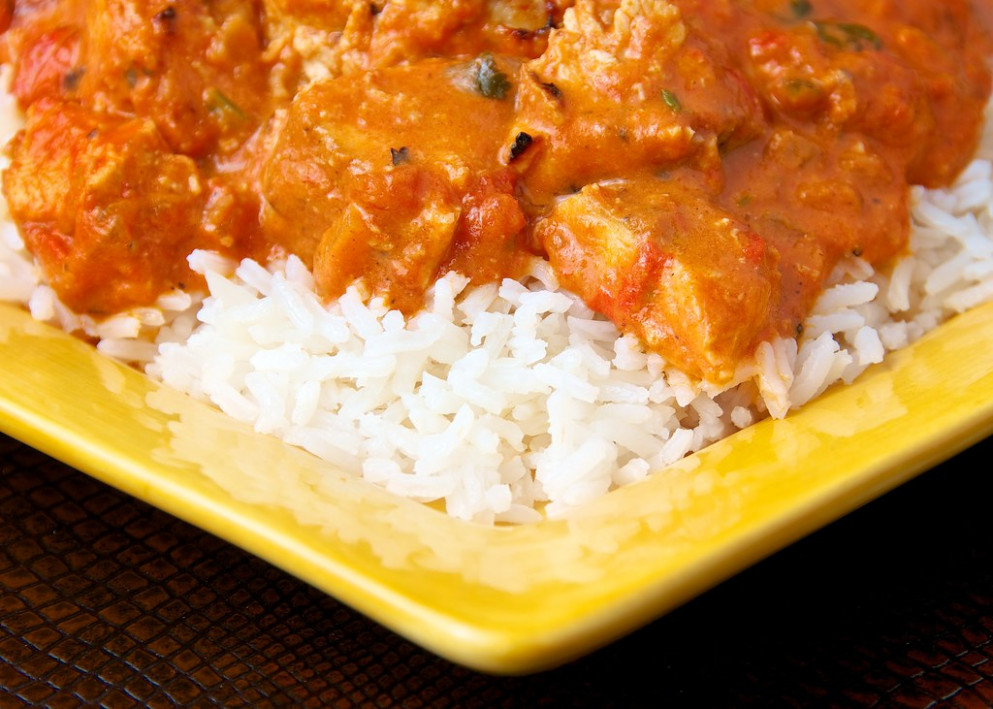 Chicken Tikka Masala - recipes of chicken thighs