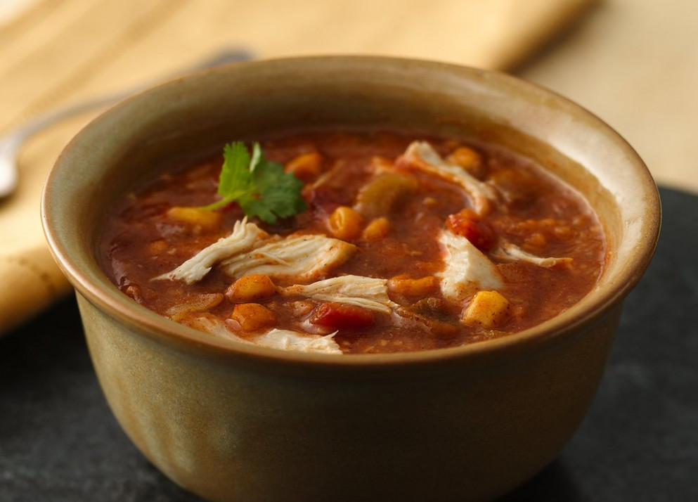 Chicken Tortilla Soup Recipe - recipes of chicken soup