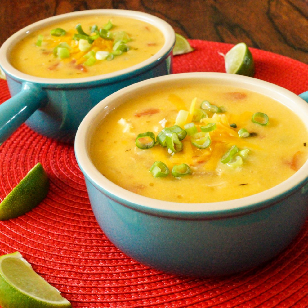 Chicken Tortilla Soup - Tara's Multicultural Table - zupas soup recipes chicken tortilla