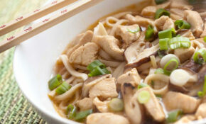 Chicken Udon Noodle Soup – Life's Ambrosia – Udon Noodle Recipes Chicken