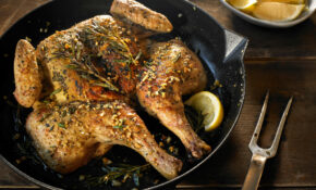 Chicken Under A Brick Recipe – NYT Cooking – Recipes Cooked Chicken