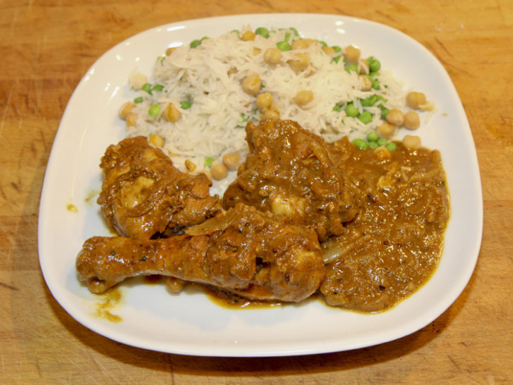 Chicken vindaloo, Indian recipe - indian recipes chicken