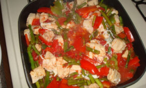 Chicken With Asparagus And Roasted Red Peppers – Organic Chicken Recipes Dinner