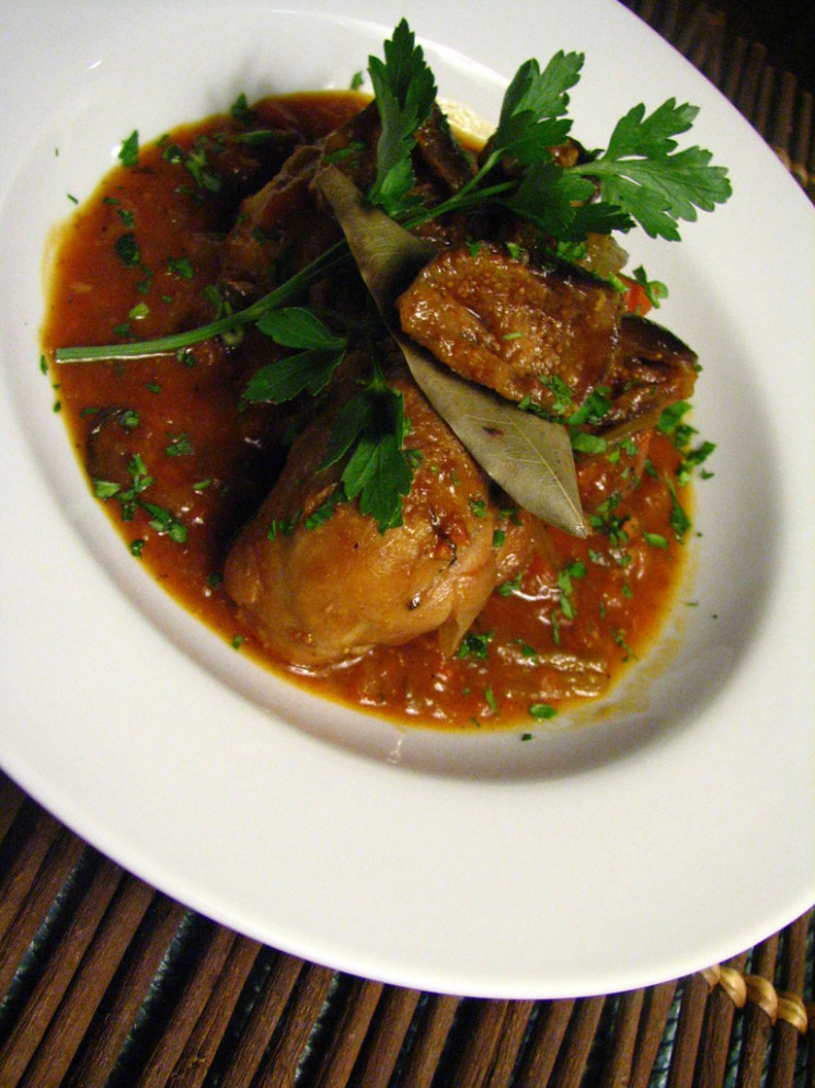 Chicken with Figs - chicken curry recipes